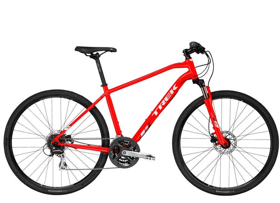 Trek DS 2 17.5 Viper Red - Trek DS 2 17.5 Viper Red