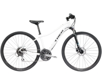 Trek Neko 2 Womens 16 Crystal White - 2-Rad-Sport Wehrle