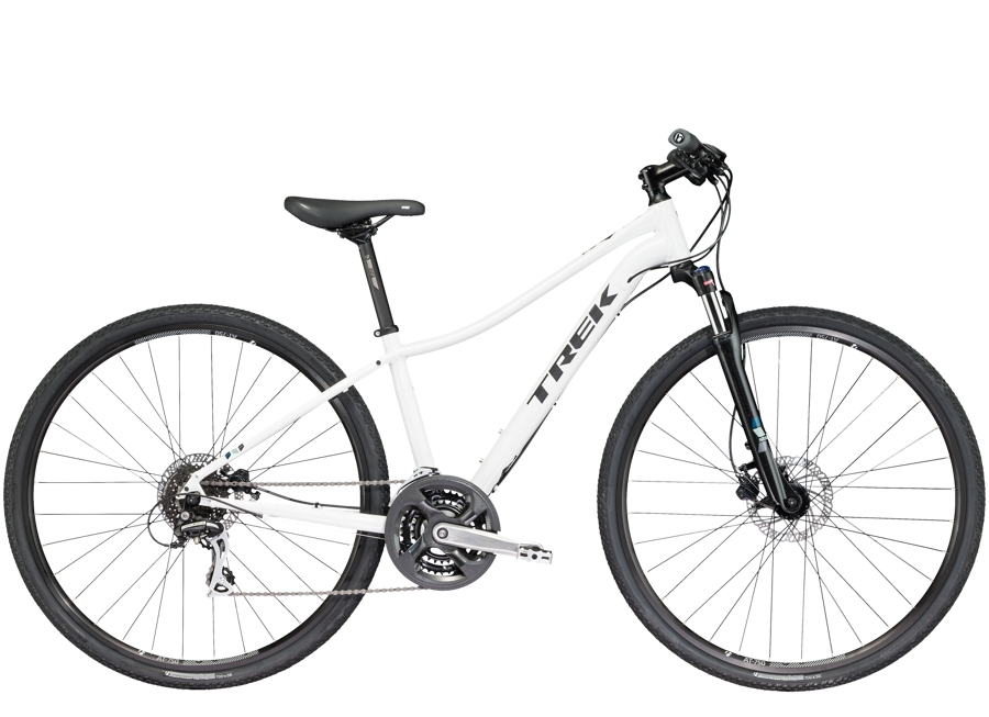 Trek Neko 2 Womens 16 Crystal White - Trek Neko 2 Womens 16 Crystal White