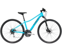 Trek Neko 2 Womens 16 California Sky Blue - Zweirad Homann