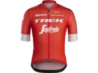 Trikot Santini Trek-Segafredo Team XS Red - Bike Maniac