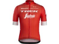 Trikot Santini Trek-Segafredo Replica XS Red - Bike Maniac