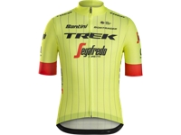 Trikot Santini Trek-Segafredo Replica XS Yellow - Bike Maniac