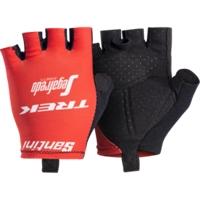 Handschuhe Santini Trek-Segafredo Team S Red - Bike Maniac