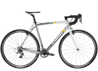 Trek Boone 7 50cm Charcoal/Bright Silver/Trek White - Bike Maniac