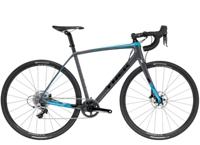 Trek Boone 5 Disc 47cm Solid Charcoal/California Sky Blue - Radsport Jachertz