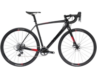 Trek Boone 7 Disc 56cm Dnister Black/Viper Red - Radsport Jachertz