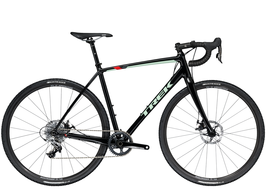 Trek Crockett 5 Disc 54cm Trek Black/Sprintmint - Trek Crockett 5 Disc 54cm Trek Black/Sprintmint