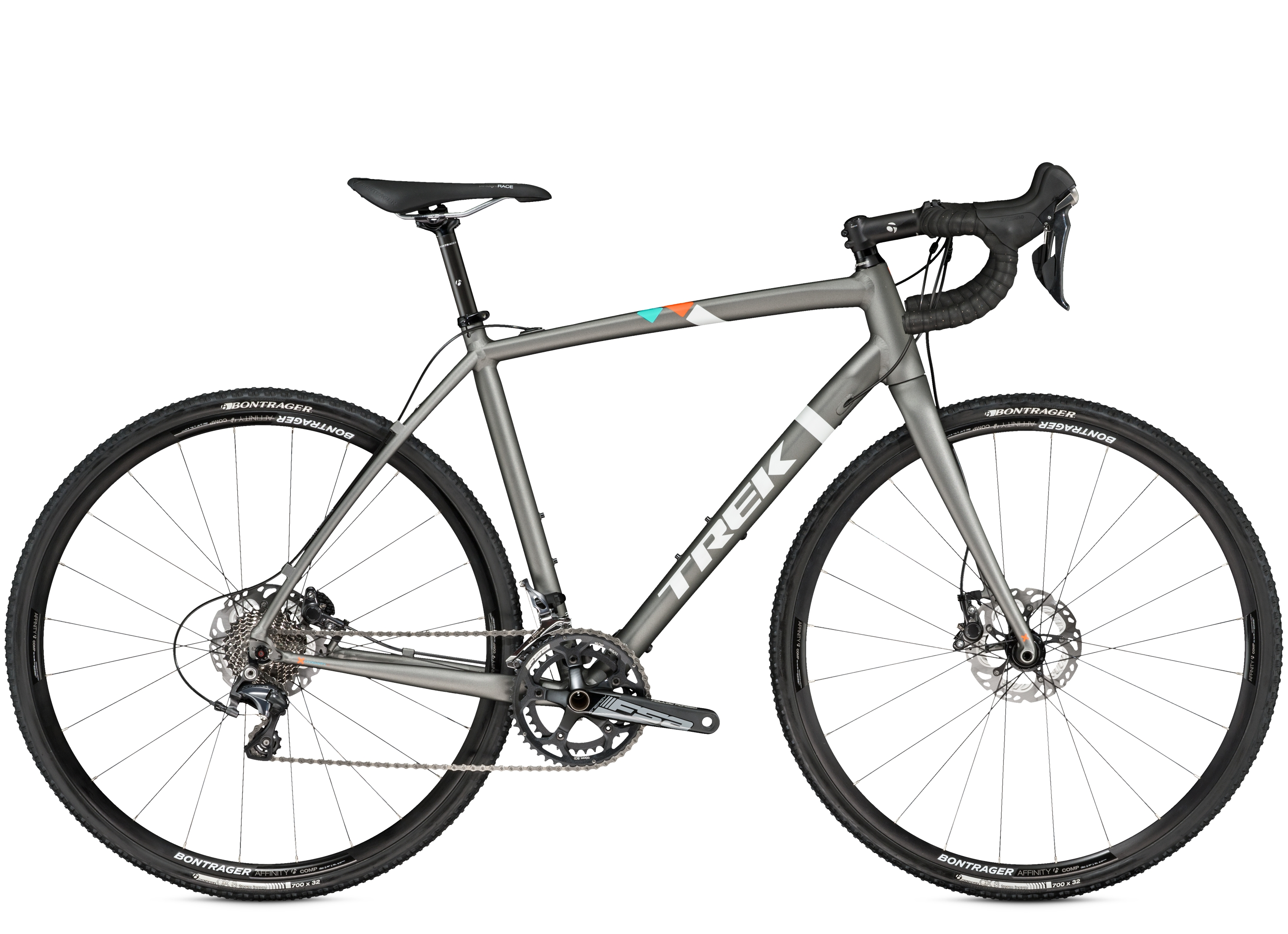 Bumsteads Road and Mountain Bikes: Second of Two NEW Trek