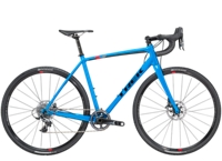 Trek Crockett 7 Disc 52cm Waterloo Blue/Trek Black - Radel Bluschke
