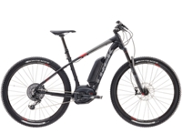 Trek Powerfly 9 15.5 Matte Trek Black/Viper Red - Bike Maniac