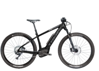 Trek Powerfly 7 15.5 (27.5) Matte Trek Black/Solid Charcoal - Veloteria Bike Shop