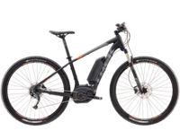 Trek Powerfly 5 21 Matte Trek Black/Roarange - 2-Rad-Sport Wehrle