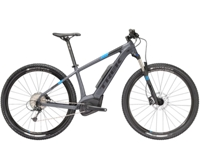 Trek Powerfly 5 15.5 (27.5 wheel) Matte Solid Charcoal/Matte Trek Black - Bike Maniac