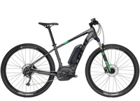 Trek Powerfly 4 15.5 Matte Dnister Black - Bike Maniac