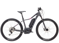 Trek Powerfly 7 Womens 15.5 Matte Metallic Charcoal - Bike Maniac