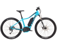 Trek Powerfly 5 Womens 15.5 Matte California Sky Blue - Bike Maniac