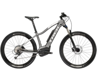 Trek Powerfly 5 Womens 14.5 (27.5) Matte Anthracite/Gloss Crystal White - schneider-sports