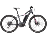 Trek Powerfly 4 Womens 15.5 Matte Solid Charcoal - Bike Maniac