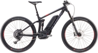 Trek Powerfly 9 FS Plus 15.5 Matte Trek Black/Viper Red - Bikedreams & Dustbikes