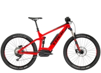 Trek Powerfly 7 FS Plus 17.5 Viper Red/Trek Black - Bike Zone