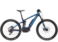 Trek Powerfly 8 LT Plus 17.5 Matte Deep Dark Blue/Gloss Waterloo Blue - Bike Zone