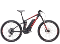 Trek Powerfly 9 LT Plus 15.5 Matte Trek Black/Viper Red - Bikedreams & Dustbikes