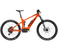 Trek Powerfly 9 LT Plus 17.5 Roarange/Trek Black - Bike Zone