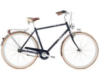 Diamant Topas Deluxe 50cm Stahlblau Metallic - Veloteria Bike Shop