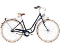 Diamant Topas Deluxe 45cm (26) Stahlblau Metallic - Bikedreams & Dustbikes