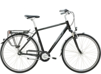 Diamant Achat 50cm Schwarz (gloss) - Randen Bike GmbH