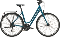 Diamant Elan W 45cm Estorilblau Metallic - Randen Bike GmbH