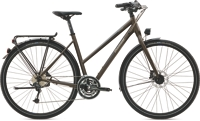 Diamant Elan Esprit 45cm Pyritbraun Metallic - Veloteria Bike Shop