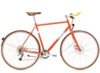 Diamant 019 50cm Spektarlorange - Veloteria Bike Shop