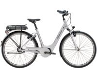 Diamant Achat Super Deluxe+ 40cm (26) Selenitgrau Metallic - Veloteria Bike Shop