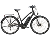 Diamant Ubari Deluxe+ DT G 45cm Obsidianschwarz Metallic - Fahrrad online kaufen | Online Shop Bike Profis