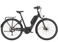 Diamant Ubari Deluxe+ DT 45cm Obsidianschwarz Metallic - Bike Maniac