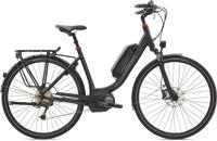 Diamant Ubari Deluxe+ DT 45cm Tiefschwarz - Rennrad kaufen & Mountainbike kaufen - bikecenter.de