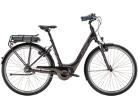 Diamant Achat Deluxe+ T 40cm (26) Obsidianschwarz Metallic - Bike Maniac