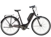 Diamant Achat Deluxe+ DT T 45cm Obsidianschwarz Metallic - Bike Maniac