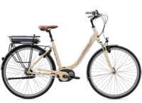 Diamant Achat Deluxe+ RT 40cm (26) Havannabeige Metallic - Veloteria Bike Shop