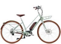 Diamant Juna Deluxe+ 45cm Moreagrün - Bergmann Bike & Outdoor