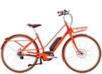 Diamant Juna Deluxe+ 45cm Spectralorange - Bergmann Bike & Outdoor