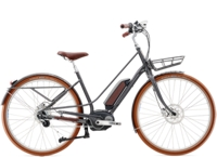 Diamant Juna Deluxe+ 45cm Mineralgrau - Bergmann Bike & Outdoor
