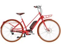 Diamant Juna Deluxe+ W 50cm Jupiterrot - Fahrrad online kaufen | Online Shop Bike Profis