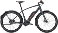 Diamant Zouma Elite+ 45cm Kohle - Bike Maniac