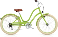 Electra Townie Balloon 8D EQ Ladies 26 wheel Lime - 2-Rad-Sport Wehrle