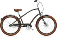 Electra Townie Balloon 3i EQ Mens 26 wheel Army Grey - 2-Rad-Sport Wehrle