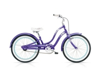 Electra Hawaii 1 20in Girls 20 wheel Purple Metallic - Rennrad kaufen & Mountainbike kaufen - bikecenter.de