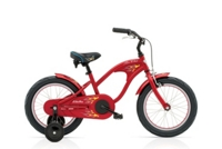 Electra Mini Rod 1 16in Boys EU 16 wheel Red - Rennrad kaufen & Mountainbike kaufen - bikecenter.de